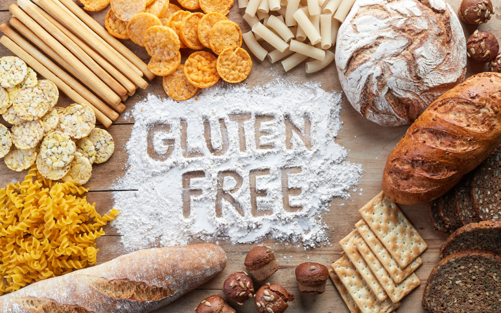 Image of Gluten Free Food