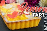 Your Classic Lemon Tart Recipe – Citrus-y And Yummy