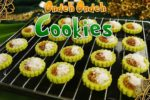 Ondeh Ondeh Cookies: Melt-In-Your-Mouth Delicious!