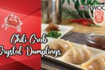 Chili Crab Crystal Dumplings