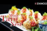 Mini Fried Taro Nest – Just Like Those In Chinese Restaurants!