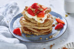 Easy Breakfast Ideas For Your Morning Routine: Cinnamon Banana Pancakes