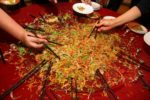 Your Guide To Yu-Sheng And Those Auspicious Phrases!