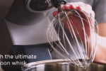 How To Use Your Stand Mixer's Tools Right: The Balloon Whisk