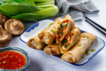 You Can Do It Too: Delicious, Crispy Spring Rolls