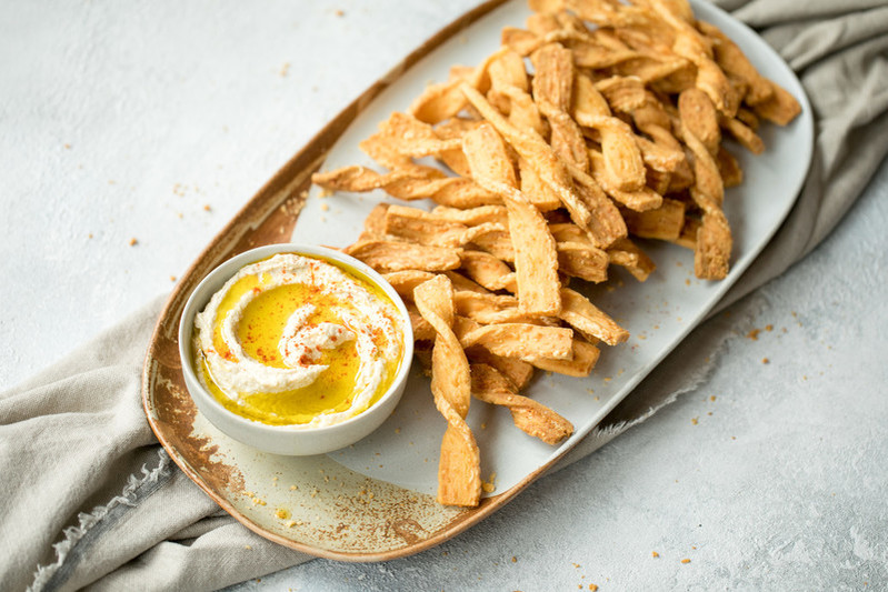 cheese twists and crisps