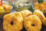 Lentils and Brown Rice Vadai