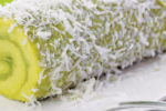 Pandan Kaya Swiss Roll: Soft and Fragrant Tea-Time Snack