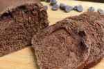 Super Easy Chocolate Bread