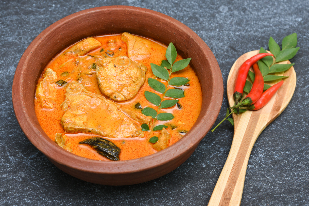 kerala red curry
