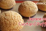 Japanese Crispy Cream Puff Shells (Shu Cream) Recipe