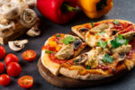 Make Your Kids Love Their Greens with This Vegetarian Pizza!