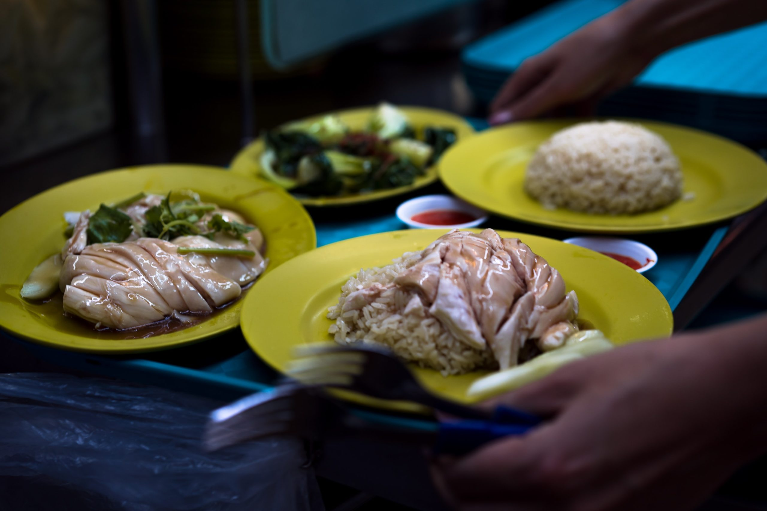 singapore food iconic dishes chicken rice