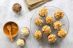 Teatime Inspirations : Try This Classic Homemade Caramel Apple Cupcakes Recipe!