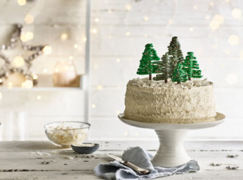 gingerbread coffee cake for christmas