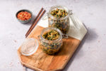 Eat Clean This New Year with This Delicious Kale Stem Kimchi