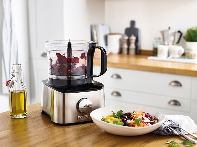 How To Optimise Your Kenwood Food Processor