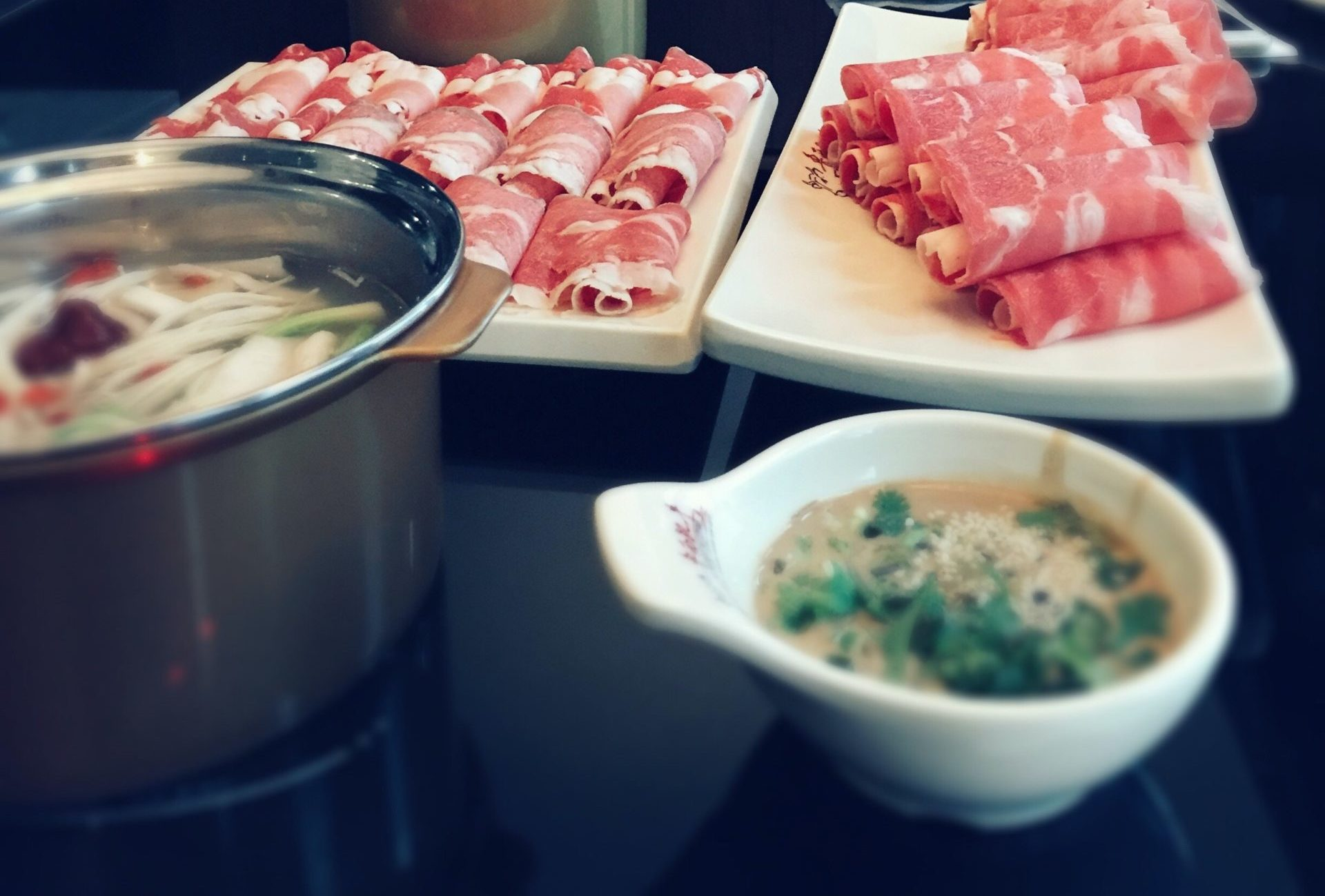 hotpot steamboat leftover recipe