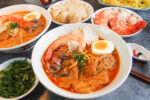 The Mighty Singapore Laksa Recipe by Spice 'N' Pans!