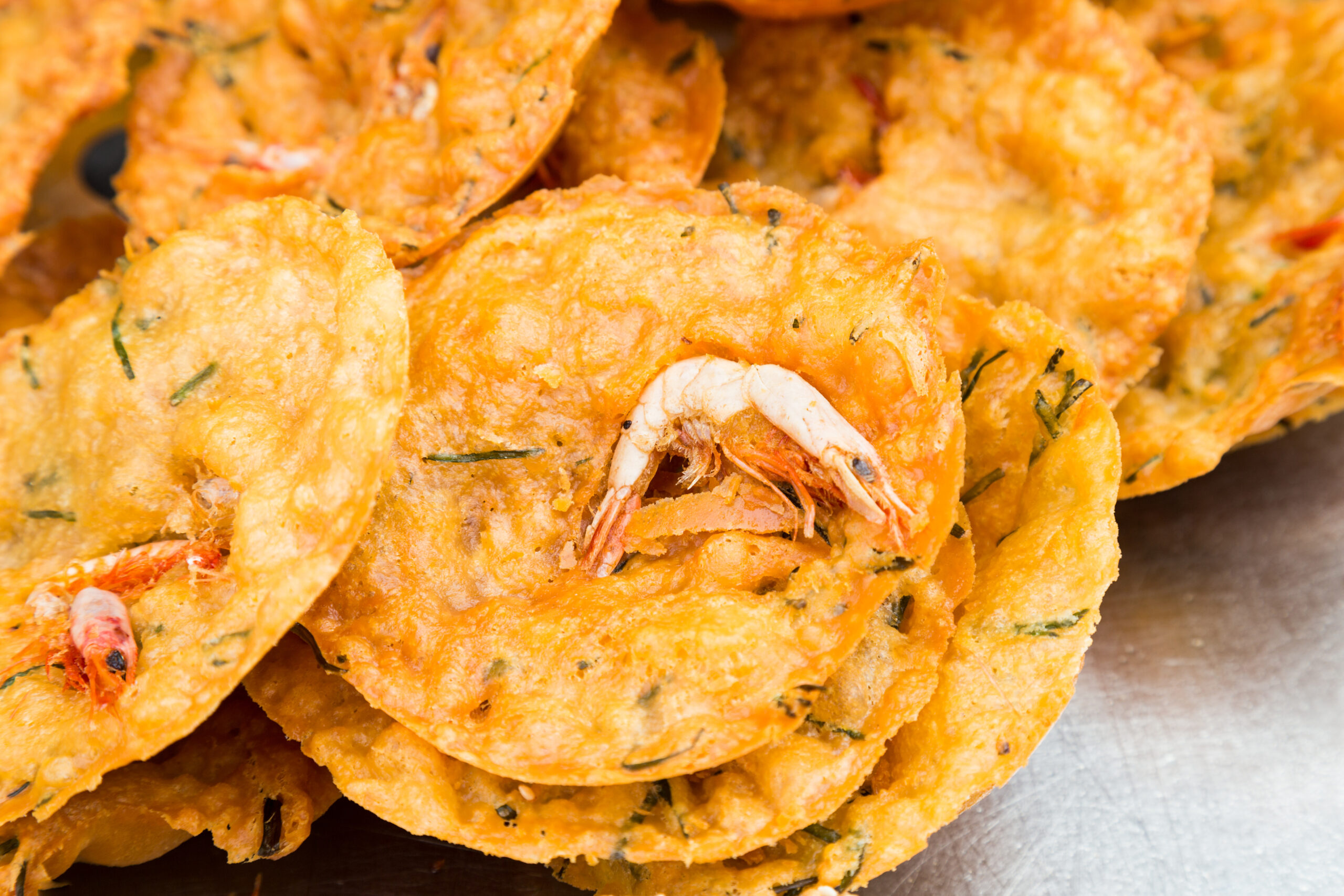 cucur udang malaysia prawn fritters